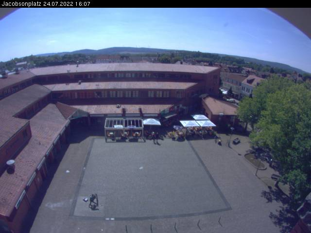 Webcam Seesen - Bürgerhaus Germany